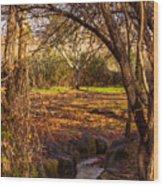 Gates To Paradise Wood Print