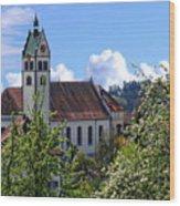 Gattnauer Parish Church Wood Print