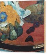 Gauguin: Fete Gloanec, 1888 Wood Print