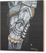 Gaunlet Wood Print