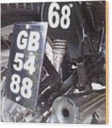 Gb 54 88 Wood Print