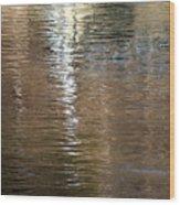 Gemini - Vertical B Wood Print