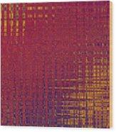 Gems 7 Wood Print