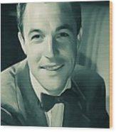 Gene Kelly, Vintage Actor/dancer Wood Print