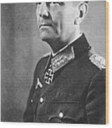 General Friedrich Wilhelm Ernst Paulus 1942 Wood Print
