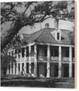 General Jackson's Headquarters Wood Print