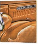 General Wood Print