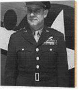 General Jimmy Doolittle Wood Print by War Is Hell Store