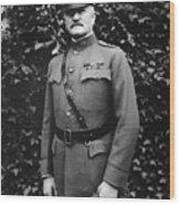 General John J. Pershing Wood Print
