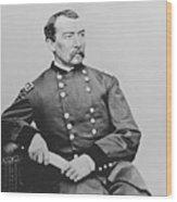 General Phil Sheridan Wood Print