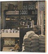 General Store, 1936 Wood Print