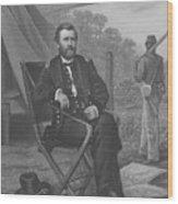General U.s. Grant Wood Print
