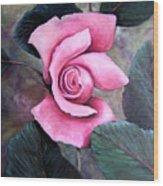 Generational Rose Wood Print
