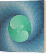 Genesis 4 Wood Print