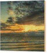 Gentle Dawn Wood Print