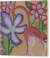 Gentleness, On My Mind, Forever On My Mind Wood Print
