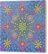Geometry Of An Arkana Wood Print