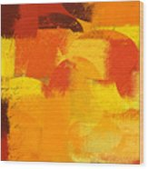 Geomix 05 - 01at01 Wood Print