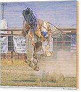 George Barton Mcdermitt Nevada 2008 Wood Print
