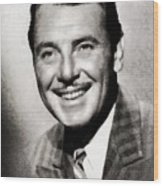 George Brent, Vintage Actor Wood Print