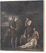 George Dawe Wood Print