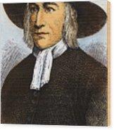 George Fox, 1624-1691 Wood Print