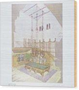 George Walton Wood Print