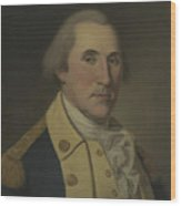 George Washington, 1788 Wood Print