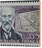 Georges Melies (1861-1938) Wood Print