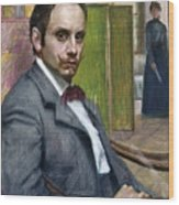 Gerardo Murillo (1875-1964) Wood Print