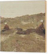 Gerhard Arij Ludwig Morgenstjerne Munthe Wood Print