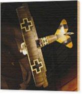 German Wwi Attack Wood Print