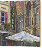 Germany Baden-baden 07 Wood Print