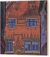 Germany Ulm Wood Print