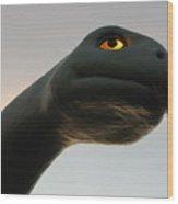 Gertie The Dinosaur  Wood Print