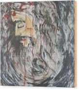 Gethsemane To Golgotha IIi Wood Print