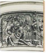 Gettysburg Monument Wood Print