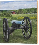 Gettysburg National Military Park Wood Print