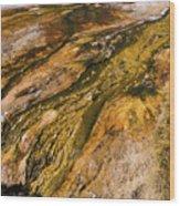 Geyser Basin Springs 2 Wood Print