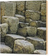 Giant's Causeway #2 Wood Print