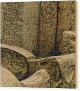 Giant's Causeway #3 Wood Print