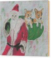Gifts Of Joy Wood Print