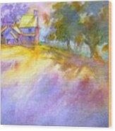 Gilpin House, No. 1 Wood Print