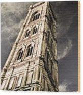 Giotto Wood Print