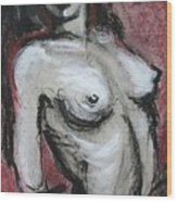 Gipsy Fire - Nudes Gallery Wood Print