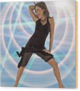 Girl 1209074 Wood Print