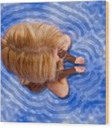 Girl C150786 Wood Print