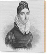 Giuditta Pasta (1798-1865) Wood Print