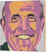 Giuliani Wood Print