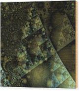 Giza Wood Print